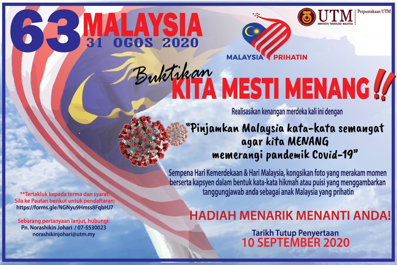 Kata Kata Semangat Hari Kemerdekaan Malaysia
