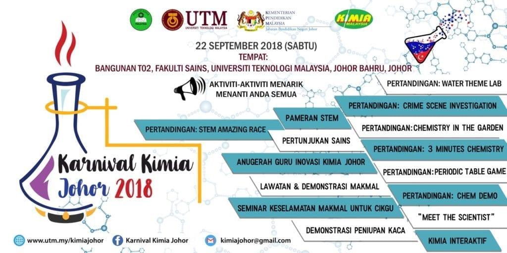 Karnival Kimia Johor 2018