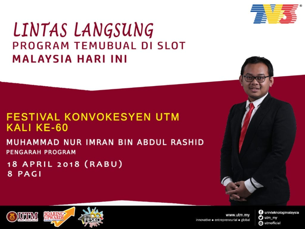 Festival Konvokesyen UTM @ MHI TV3