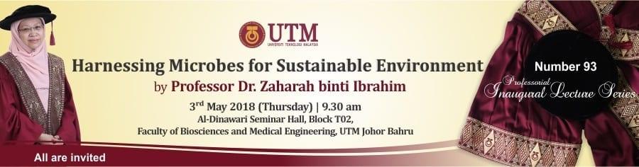 93rd Professorial Inaugural Lecture Series by Professor Dr. Zaharah Ibrahim